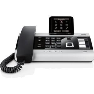 Проводной телефон Gigaset DX800A titan