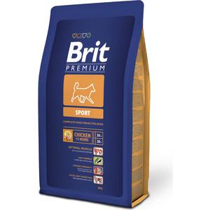 Сухой корм Brit Premium Sport для активных собак всех пород 3кг (502516)