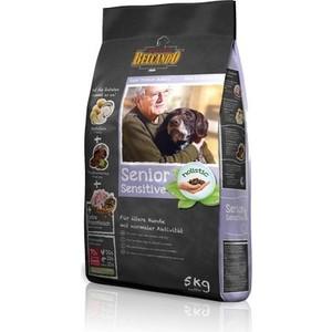 Сухой корм Belcando Senior Sensitive для пожилых собак с нормальным уровнем активности 5кг (554015)