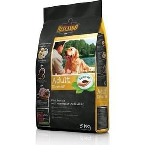 Сухой корм Belcando Adult Dinner для собак с нормальной активностью 5кг (553315) belcando сухой корм belcando adult active для активных собак с птицей 1 кг