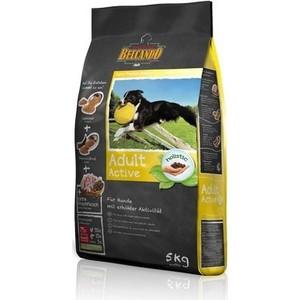 Сухой корм Belcando Adult Active для активных собак средних и крупных пород 5кг (553415) корм belcando adult dinner 15kg для собак 553325