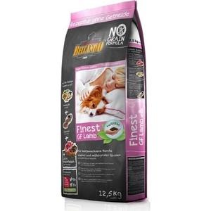 Сухой корм Belcando Finest Grain-Free Lamb беззерновой с ягненком для собак мелких и средних пород склонных к аллергии 12,5кг (554325) накладной светильник sonex time 1236 a