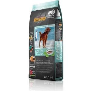 Сухой корм Belcando Adult Grain-Free Ocean беззерновой с рыбой для собак средних и крупных пород 12,5кг (554625)  корм belcando adult dinner 15kg для собак 553325