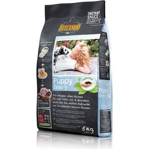 Сухой корм Belcando Puppy Gravy для щенков, беременных и кормящих собак 5кг (553015) корм сухой ontario puppy mini для щенков мелких пород с ягненком и рисом 750 г