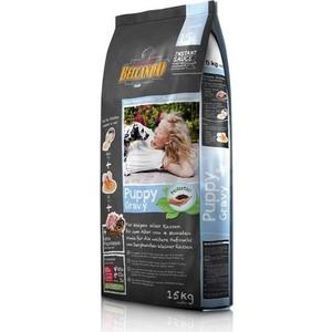 Сухой корм Belcando Puppy Gravy для щенков, беременных и кормящих собак 15кг (553025) белькандо консервы с мясом и лапшой для собак belcando best quality meat with noodles 800 г