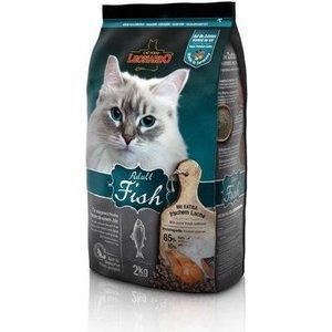 Сухой корм Leonardo Adult Fish с рыбой для здоровья кожи и шерсти для кошек 2кг (758415)