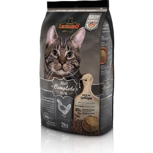 Сухой корм Leonardo Adult Complete 32/16 для взрослых кошек с пониженной активностью 2кг (758115)