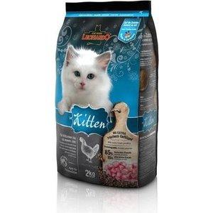 Сухой корм Leonardo Kitten для котят, беременных и кормящих кошек 2кг (758015)