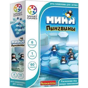 Bondibon Логическая игра Мини-пингвины (ВВ1884) стоимость