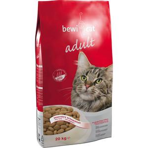 Сухой корм Bewi Cat Adult Chicken с курицей для взрослых кошек 20кг (751125)