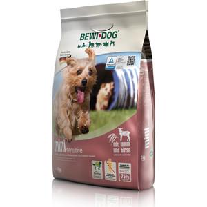 Фотография товара сухой корм Bewi Dog Mini Sensitive with Lamb & Millet с ягненком и проссом для чувствительных к пище собак малых и средних пород 3кг (509715) (612664)
