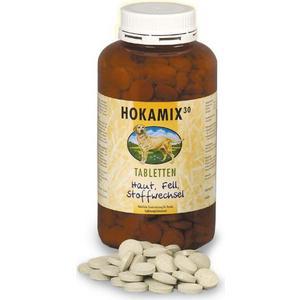 Пищевая добавка Hokamix 30 Tabletten 30 трав для собак 400 таб (01015)