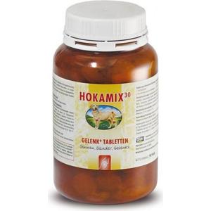 Пищевая добавка Hokamix 30 Gelenk + Tabletten для укрепления опорно-двигательного аппарата для собак 90таб (01150) тевастор таб п пл об 10мг 30