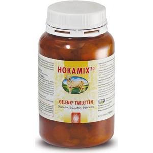Пищевая добавка Hokamix 30 Gelenk + Tabletten для укрепления опорно-двигательного аппарата для собак 190таб (01158) тевастор таб п пл об 10мг 30