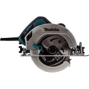Пила дисковая Makita HS7601K перфоратор makita hr2440