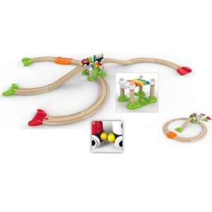 Brio Моя первая железная дорога с мостиком (33727)