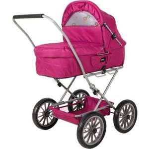 Brio Коляска-люлька для кукол розовая (24891114) коляска люлька для кукол синий белый принтт57326