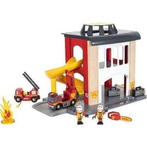 Brio Набор ''Пожарное отделение'' (33833)