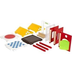 Brio Набор дополнительных деталей для построения дома (33942)