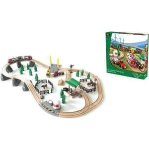 Brio Набор железной дороги ''Загородное Путешествие'' (33040)