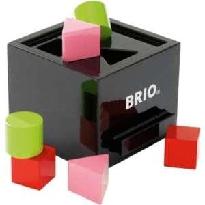 Brio Сортер с кубиками (7 элементов) (30144)