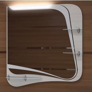 Зеркало Velvex Iva 65 (пк Iv-65P(lm)) тумба velvex iva 65 т iv 65p v
