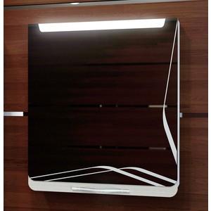 Зеркальный шкаф Velvex Iva 65 лен (пк Iv-65N(lm)) тумба velvex iva 65 т iv 65p v