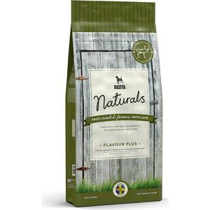 Сухой корм BOZITA Naturals Flavour Plus 23/12 с мясом оленя для взрослых собак 12кг (13342) пудовъ мука ржаная обдирная 1 кг