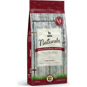 Сухой корм BOZITA Naturals Original 22/11 с курицей для собак 12кг (13442) пудовъ мука ржаная обдирная 1 кг