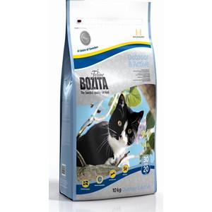 Сухой корм BOZITA Funktion Outdoor & Active 30/20 для активных кошек 10кг (30230) пудовъ мука ржаная обдирная 1 кг