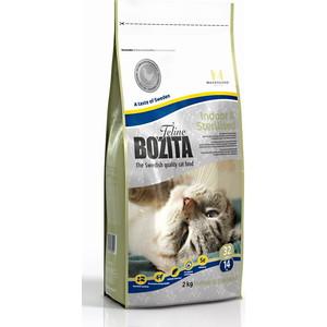 Сухой корм BOZITA Funktion Indoor & Sterilised 32/14 для домашних и стерилизованных кошек 2кг (30320) пудовъ мука ржаная обдирная 1 кг