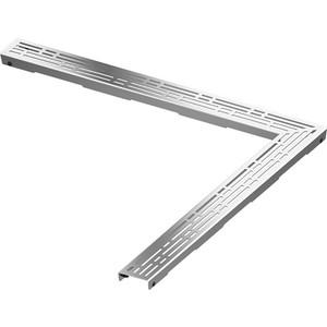 Решетка TECE TECEdrainLine Basic 120х120 см угловая (611210)