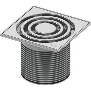 Решетка TECE TECEdrainpoint S с монтажным элементом (3660004)