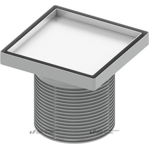 Основа для плитки TECE TECEdrainpoint S с монтажным элементом (3660011)
