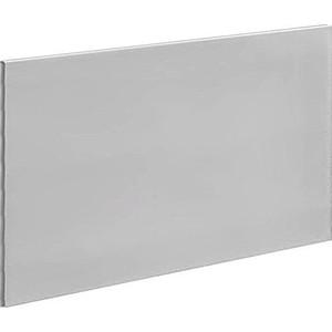 Панель боковая Фэма Стиль Алессандрия белая (стеклопластик) панель фронтальная фэма стиль алассио 160 белая стеклопластик