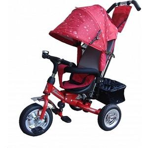 Трехколесный велосипед Lexus Trike Next Pro (MS-0521) бордовый
