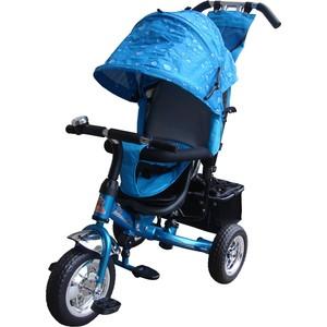 Трехколесный велосипед Lexus Trike Next Pro (MS-0521) голубой