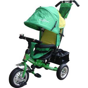 Трехколесный велосипед Lexus Trike Next Pro (MS-0521) зеленый трехколесный велосипед lexus trike next pro ms 0521 ic красный