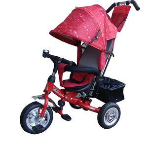 Трехколесный велосипед Lexus Trike Next Pro (MS-0521) красный