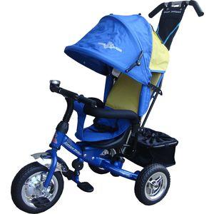 Трехколесный велосипед Lexus Trike Next Pro (MS-0521) синий трехколесный велосипед lexus trike next pro ms 0521 сахара