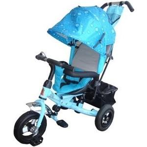 Трехколесный велосипед Lexus Trike Next Pro Air (MS-0526) голубой товар shimano m396 bl br