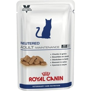 Паучи Royal Canin ВКН Neutered Adult Maintenance диета для стерилизованных кошек 100г (771001) 4 string 4 4 3 4 new electric acoustic violin yellow 1