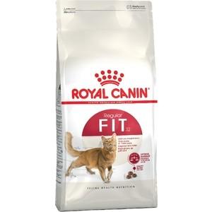 Сухой корм Royal Canin FIT 32 для кошек с нормальной активностью 4кг (437040) сухой корм royal canin mini dermacomfort дл собак мелких пород склонных к кожным раздраженим и зуду 2кг 380020