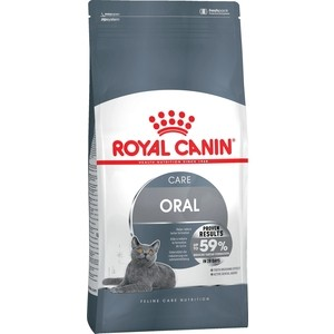Сухой корм Royal Canin Oral Care уход за полостью рта для кошек 1,5кг (643015) цена и фото