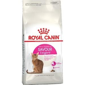 Сухой корм Royal Canin Exigent Savor для кошек привередливых к вкусу продукта 10кг (682100)  royal canin rc exigent 35 30 savour sensation new экзиджент сэйвор сенсейшн 10 кг питание для взыскательных ко