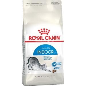Сухой корм Royal Canin Indoor 27 для кошек живущих в закрытом помещении 4кг (545040) сухой корм royal canin mini dermacomfort дл собак мелких пород склонных к кожным раздраженим и зуду 2кг 380020