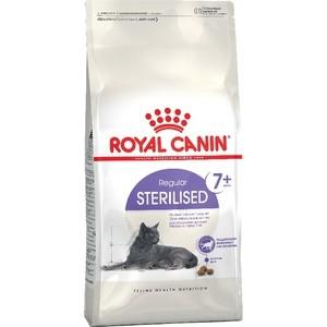 Сухой корм Royal Canin Sterilised 7+ для стерилизованных кошек от 7лет 1,5кг (497115)