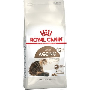 Сухой корм Royal Canin Ageing 12+ для кошек старше 12 лет 4кг (498040) стингер с 155 ст