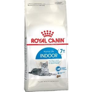 Сухой корм Royal Canin Indoor 7+ для кошек старше 7 лет живущих в закрытом помещении 1,5кг (493015)