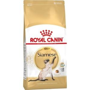 Сухой корм Royal Canin Adult Siamese для сиамских кошек 2кг (544020) корм флатазор купить в ульяновске